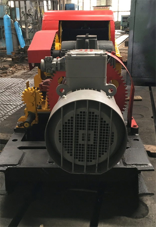 шахтная лебедка 1ЛВ-09