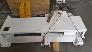 Толкатель канатный шахтный ТКО 16-80