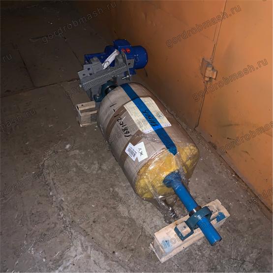 устройство очистки ленты конвейера (щетка)